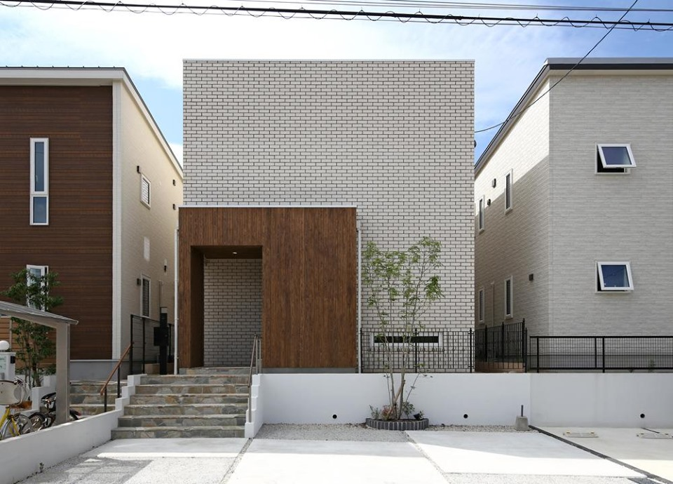 9/10(火)福岡 10社限定!!「レンガでつくる自然派デザイン住宅 」視察ツアー